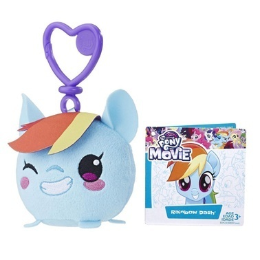 My Little Pony My Little Pony Klipsli Mini Pony Peluş Rainbow Renkli